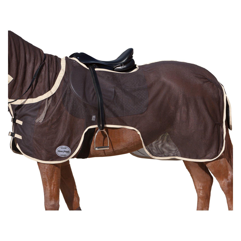 Pony Decken: Horse-friends Fliegen-Ausreitdecke