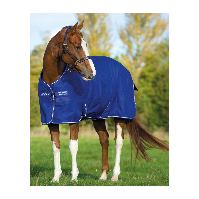 Pony Decken: Horseware AMIGO Paddockdecke Hero 6 Medium Pony