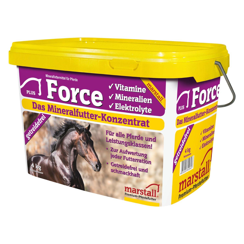 marstall Force - Mineralstoffe & Vitamine - Loesdau