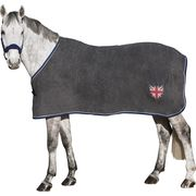 Horse-friends Fleece-/ Abschwitzdecke UK Heart