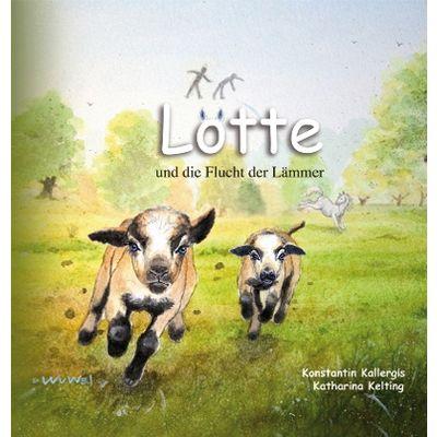 Lotte und die Flucht der Lämmer