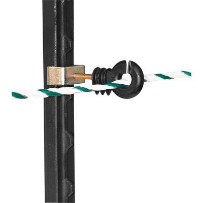 KERBL Seil-Eckisolator für T-Pfosten