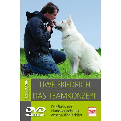 Das Teamkonzept, DVD
