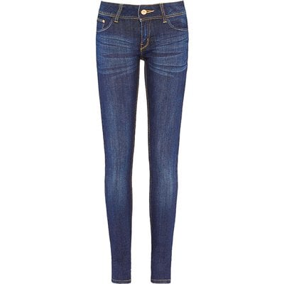 COLORADO DENIM Jeans Skinny Mid Blue Used