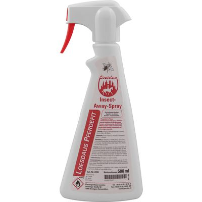Loesdaus Pferdefit Insect-Away-Spray
