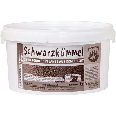 Loesdaus Pferdefit Schwarzkümmel-Samen