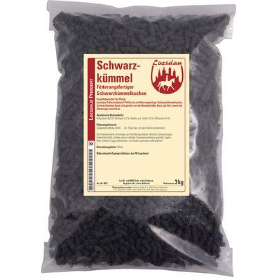 Loesdaus Pferdefit Schwarzkümmel-Kuchen